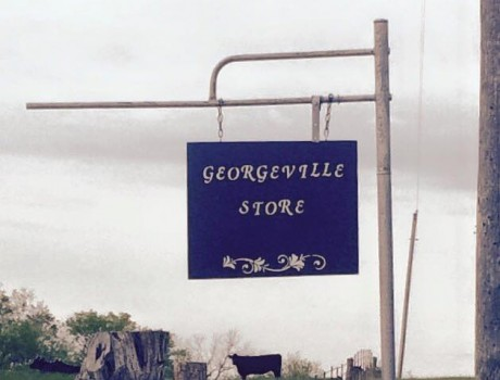 GeorgevilleStoreSign2